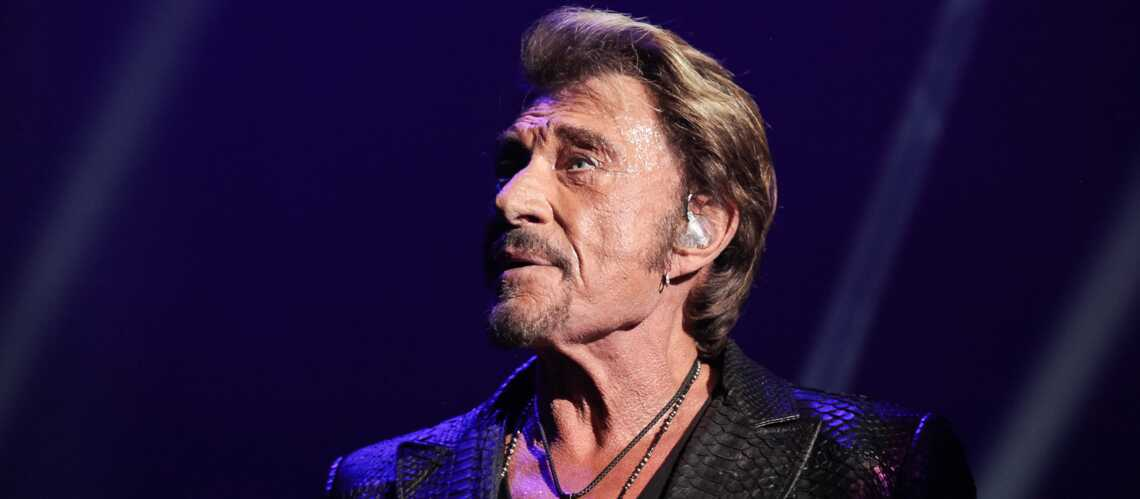 Johnny Hallyday : ses remords de père