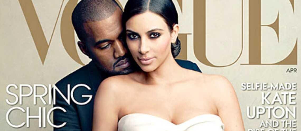 Vidéo- Kim Kardashian et Kanye West, un couple en Vogue