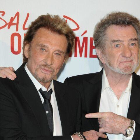 """Eddy Mitchell: """"Avec Johnny Hallyday, il nous suffit d'un regard"""""""