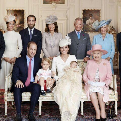 La famille royale livre un portrait inédit d'Elisabeth II
