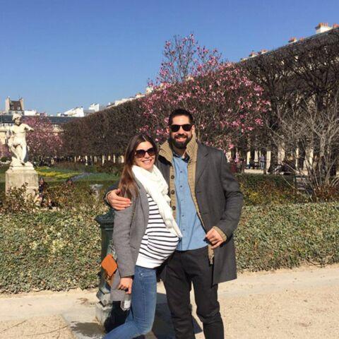 Nikola Karabatic: Week-end en amoureux avec Géraldine Pillet