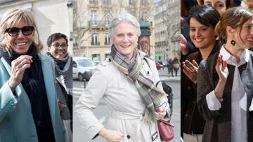 PHOTOS – Quelles différences entre Brigitte Macron, Penelope Fillon et Gabrielle Guallar, les épouses des candidats à la présidentielle?