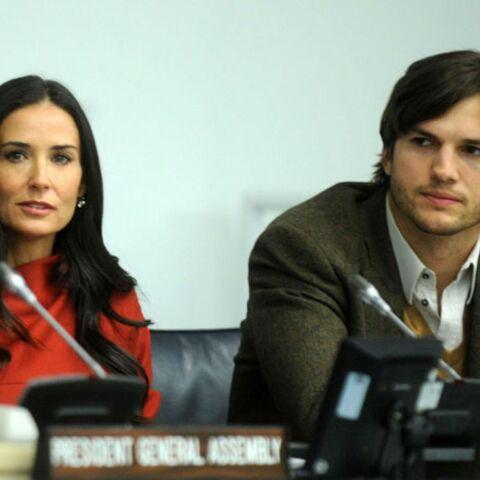 Divorce d'Ashton et Demi: Sara Leal ne se sent pas coupable