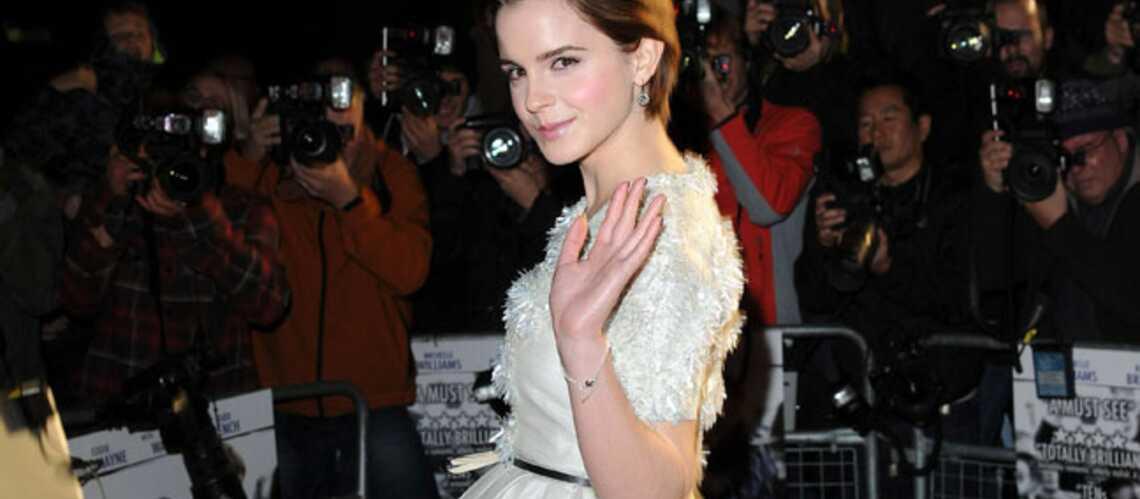 Emma Watson, un cœur à prendre