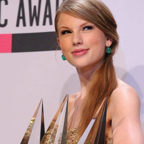 Taylor Swift grande gagnante des American Music Awards