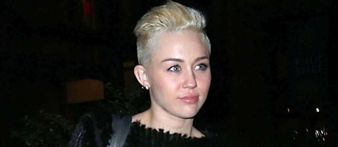 Miley Cyrus, toujours plus court