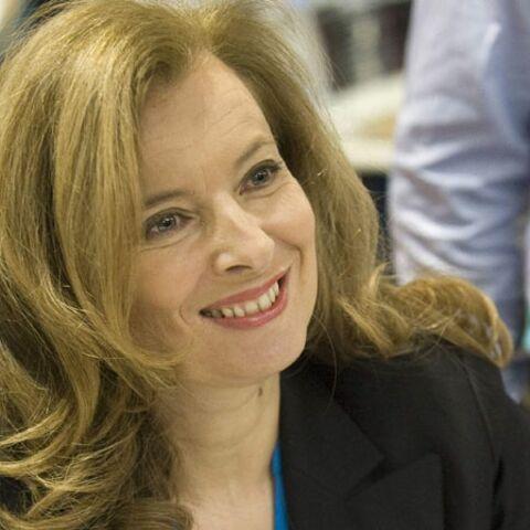 Valérie Trierweiler: «Je ne suis plus un sujet de polémique»