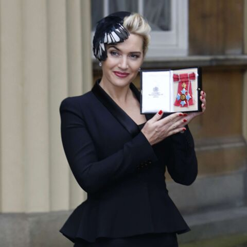 T'as le look… Kate Winslet!