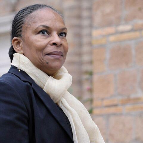 Christiane Taubira, femme de l'année pour Elle