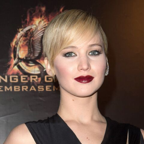 Jennifer Lawrence déclare sa flamme à Omar Sy et Marion Cotillard
