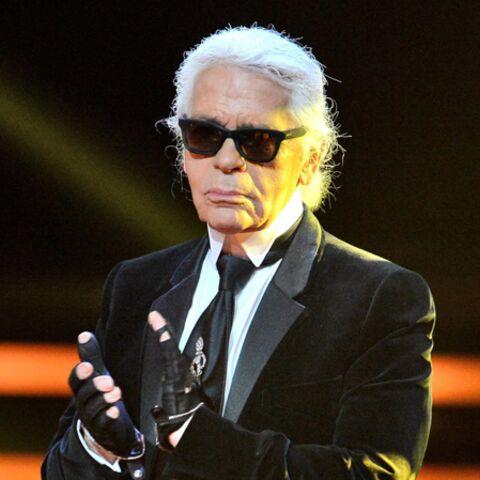 Karl Lagerfeld: «Chanel c'est ma version française»