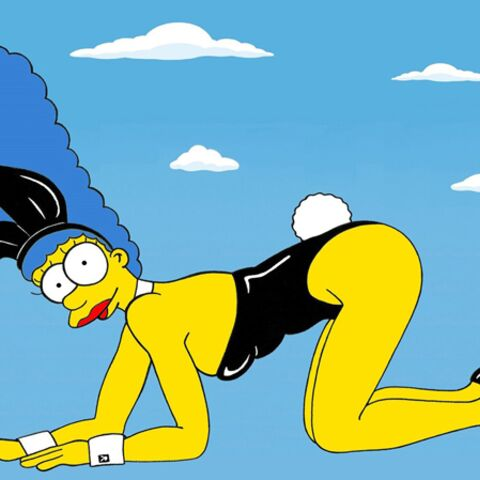 Photos – Marge Simpson icône de mode