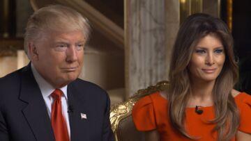 Melania et Donald Trump: leur couple loin d'être au beau fixe