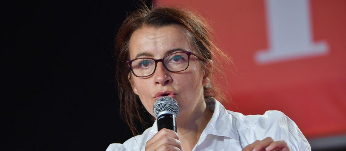 Cécile Duflot: sa robe à fleurs huée par les députés exposée aux Arts Déco