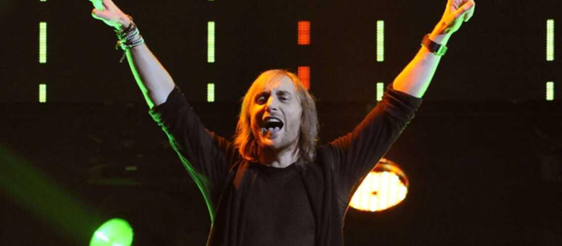 David Guetta meilleur DJ au monde