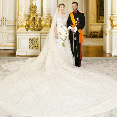 Photos- Le Luxembourg a fêté les mariés