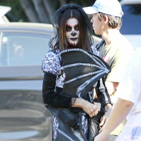 Diapo- Halloween de stars: Sandra Bullock et Gwen Stefani sont de sortie
