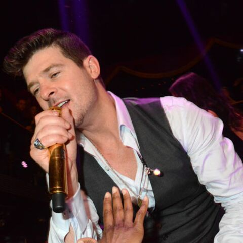 Gala By Night: Robin Thicke et Jay-Z stars des nuit parisiennes