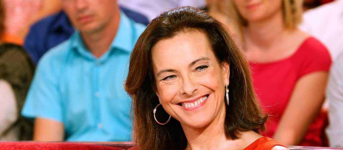 Carole Bouquet: «Je suis plus douée pour le bonheur que pour le malheur»
