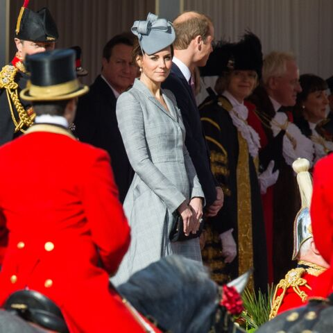 Princesse Kate, retour tout en grâce