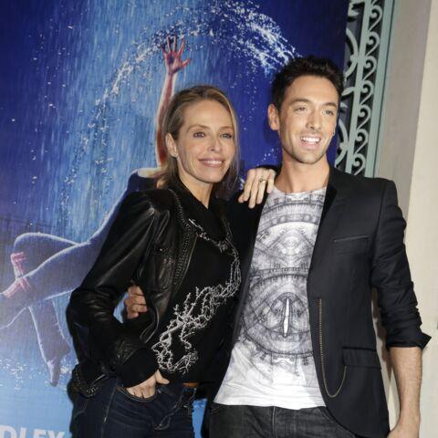 Tonya Kinzinger et Maxime Dereymez rejouent leur Flashdance