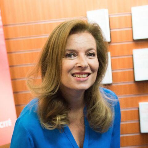 Valérie Trierweiler: Merci pour ce moment à l'assaut de onze pays