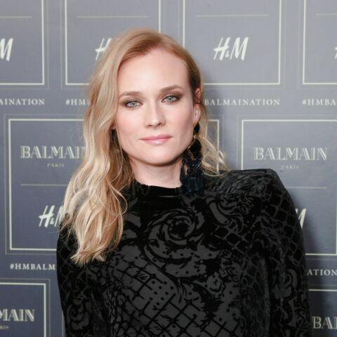 Diane Kruger, Karlie Kloss, toutes à la soirée Balmain x H&M