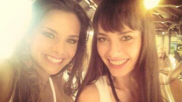 Marine Lorphelin attristée par la disparition de Miss Autriche 2013
