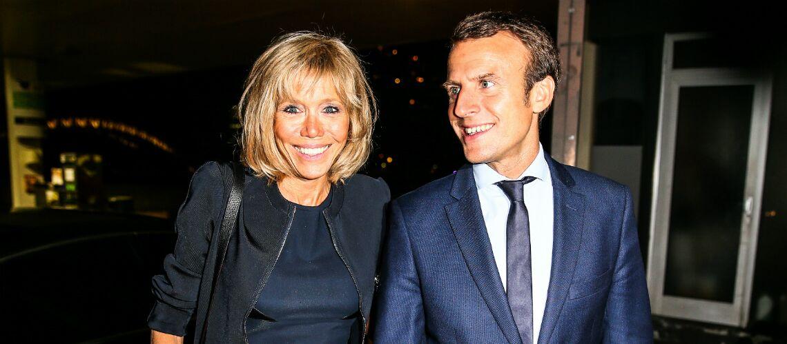 Emmanuel Macron: Un jeune grand-père proche de ses sept petits enfants