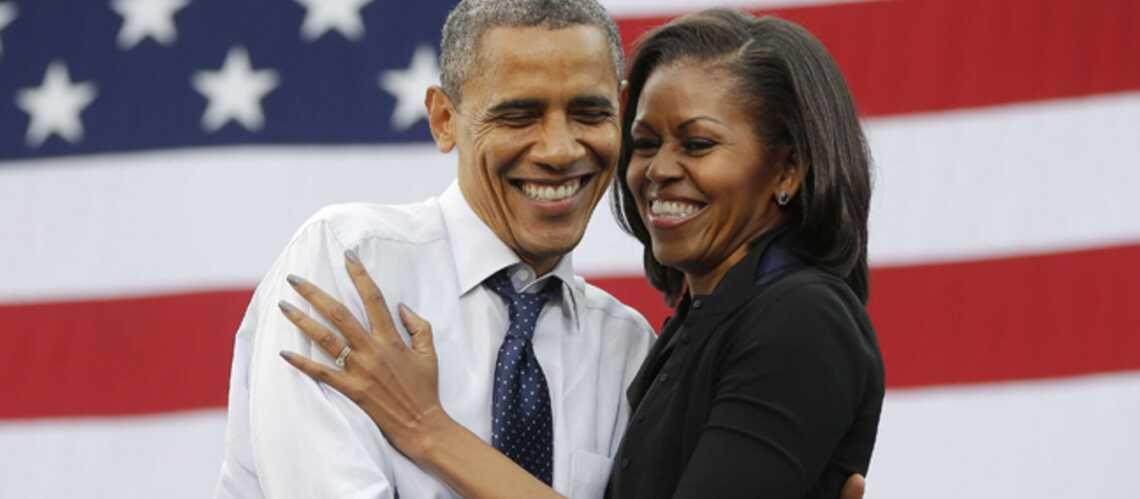 Photos – Michelle et Barack Obama run the world