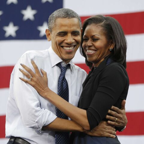 Photos – Michelle et Barack Obama run the world