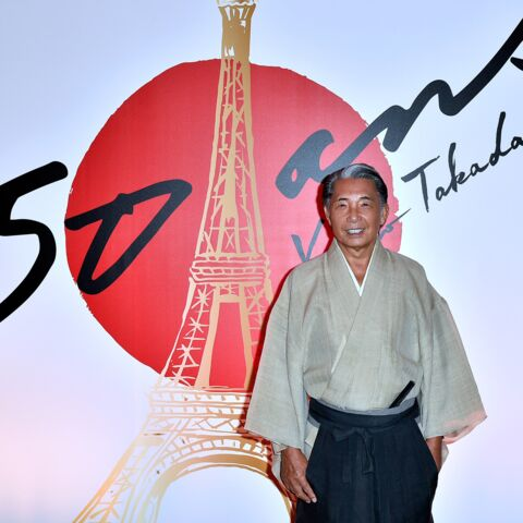 Kenzo Takada, 50 ans de réjouissance parisienne