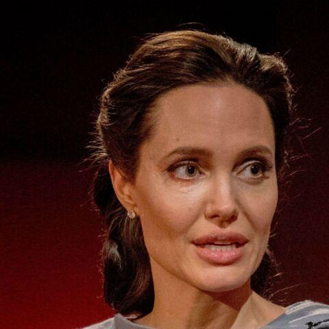 Angelina Jolie réagit officiellement à son divorce avec Brad Pitt