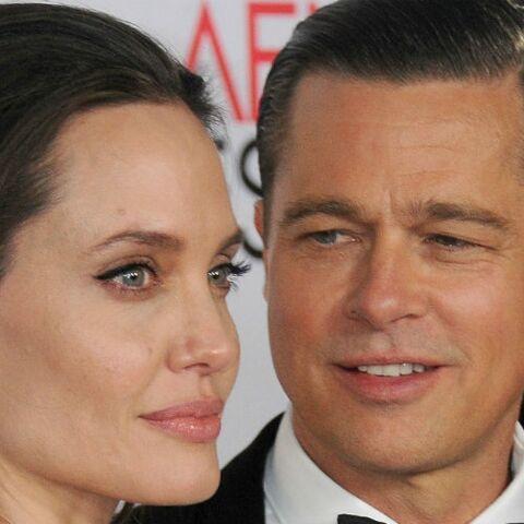 Angelina Jolie: Le droit de visite, une mesure violente contre Brad Pitt