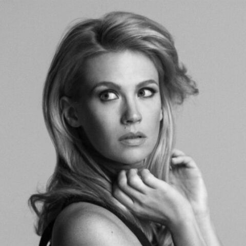 INTERVIEW – January Jones livre ses secrets de beauté