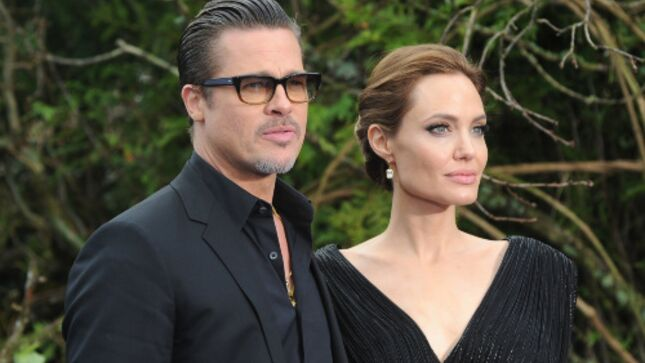 ange lina jolie en pleine agonie cause du divorce gala. Black Bedroom Furniture Sets. Home Design Ideas