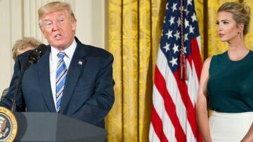 Ivanka Trump n'est pas là pour calmer les débordements de son président de père