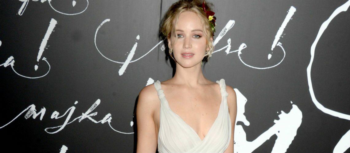 Tendance: Jennifer Lawrence, Angelina Jolie, Demi Moore: vive les fleurs dans les cheveux