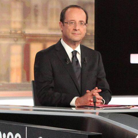 François Hollande fera sa rentrée télé avec Claire Chazal