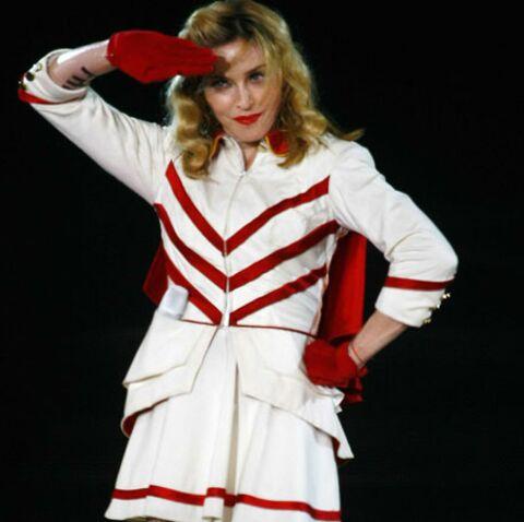 Madonna calme le jeu à Nice