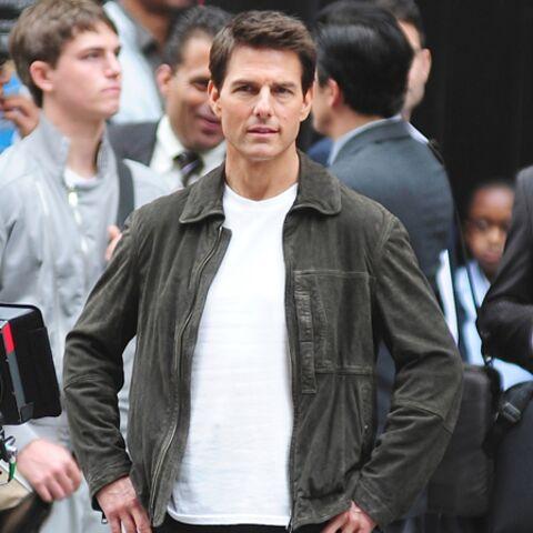 Tom Cruise fond à vue d'œil depuis le départ de Katie Holmes
