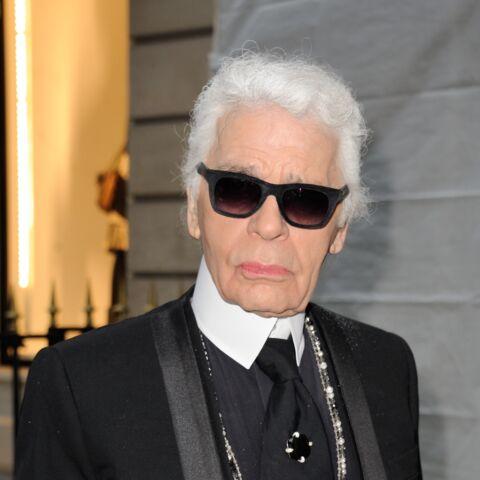 Karl Lagerfeld ne prend jamais de douche
