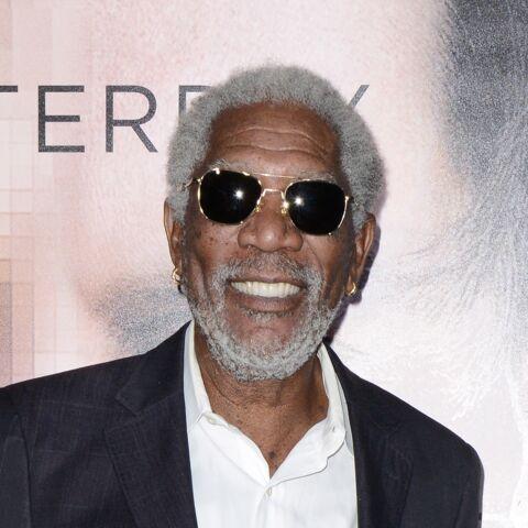Morgan Freeman reste jeune grâce au sexe