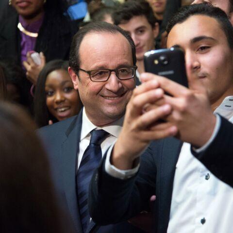 Snapchat, la résolution de rentrée de François Hollande