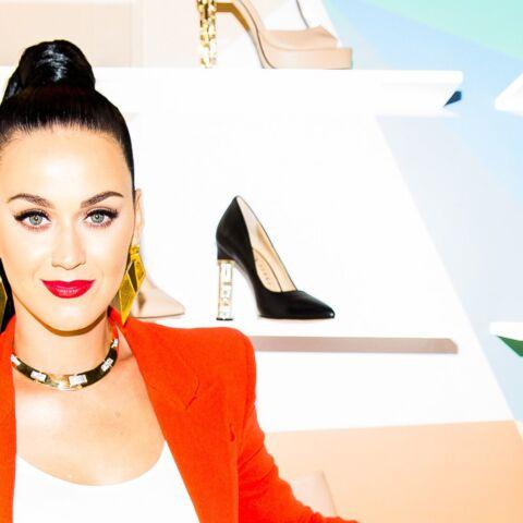 Katy Perry veut sublimer les pieds