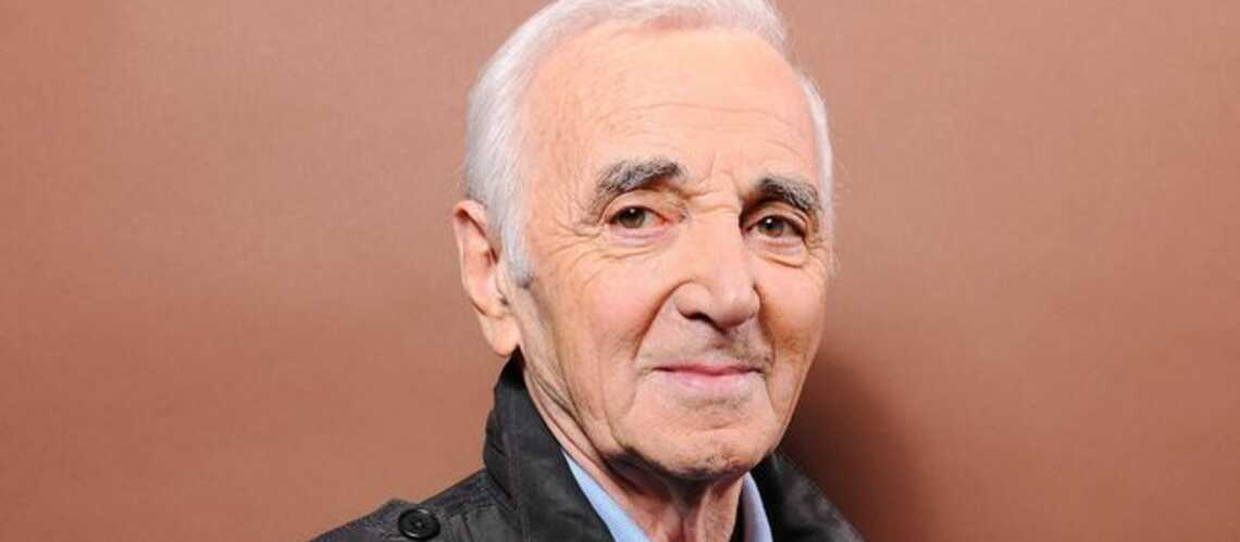 Charles Aznavour annule trois concerts à New York