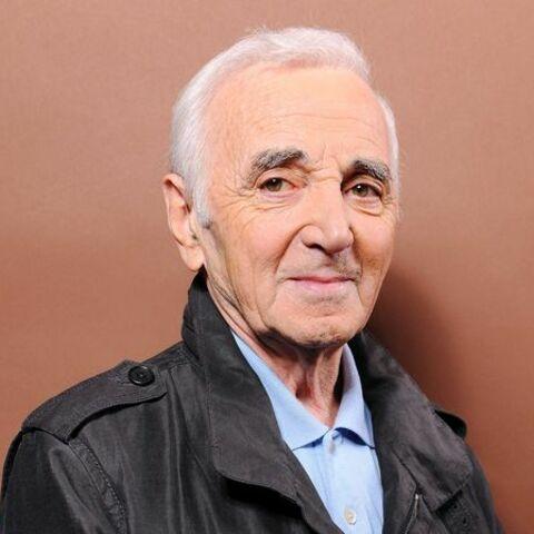 Charles Aznavour est sorti de l'hôpital