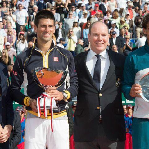 Albert II et Charlène spectateurs assidus du Monte-Carlo Rolex Masters