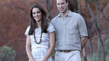 Photos – Kate et William assortis à Uluru