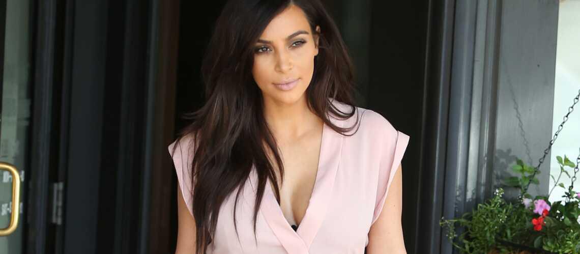 Kim Kardashian: sa playlist pour être au top le jour du mariage